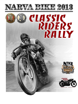 Classic Riders Rally 2013