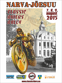 Classic Riders Rally 2015